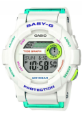 Casio BGD-180FB-7ER Baby-G G-Lide Yacht timer World Time 100m Resin